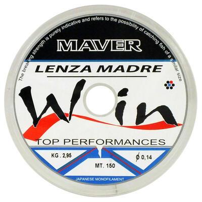Fir monofilament Maver Lenza Madre 0,20mm/5,60kg/150m