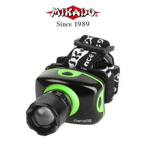 LANTERNA CAP MIKADO FOCUS 1LED 8102