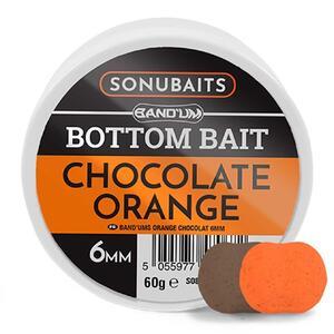 SONUBAITS BANDUM BOTTOM BAIT CHOCOLATE ORANGE 6MM