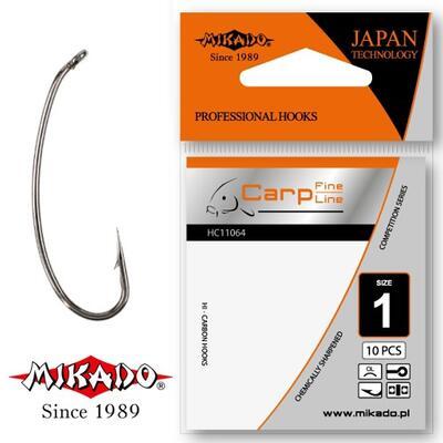 CARLIGE MIKADO - CARP FINE LINE - 9290 BN       10buc