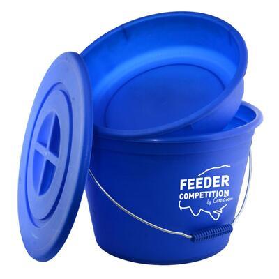 Set Carp Zoom Bait Bucket&Bowl 25L