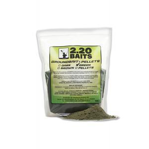 Nada 2.20 Baits Green 1kg