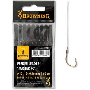 Carlige Legate Browning Feeder Leader Master FC