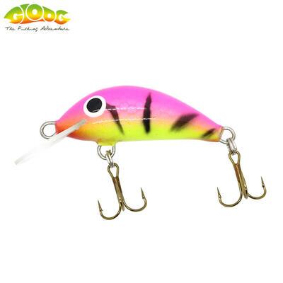 Vobler Gloog Hektor 35N - 3.5cm/2gr (Floating) - TP (Tiger Pink)