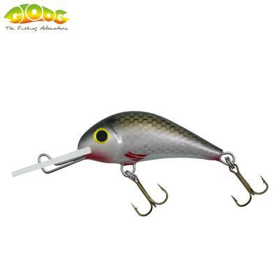 Vobler Gloog Parys 40N - 4cm/2.5gr (Floating) - R (Roach)