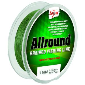Fir textil Carp Zoom Allround Braided 0.30mm/25.5kg/110m