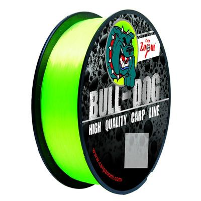 Fir monofilament Carp Zoom Bull Dog 0,28mm/10,75kg/1000m - Fluo