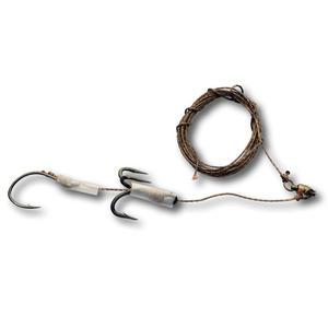 Montura Climax Cult Catfish Worm Squid Rig Nr.5/0
