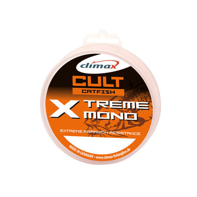 Fir monofilament Climax Cult Catfish X-Treme 0.60mm/21kg/500m