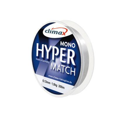 Fir monofilament Climax Hyper Match 0.22mm/4.7kg/200m