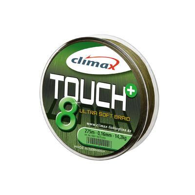 Fir textil Climax Touch 8+ Green 0.18mm/16.6kg/135m