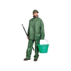 Costum de ploaie Jaxon, verde - marime L