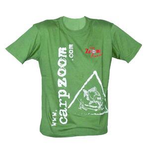 Tricou Carp Zoom verde, marime XL