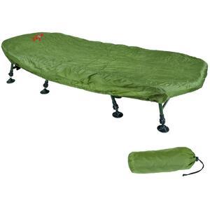 Husa Carp Zoom pentru pat waterproof 86x215x21cm