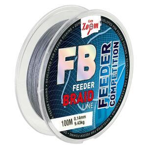 Fir fluorocarbon Carp Zoom Feeder Competition Fluorocarbon Leader 0.18mm/3.18kg/25m
