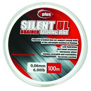 Fir textil Carp Zoom Predator Z Silent UL Green 0.10mm/10lbs/100m