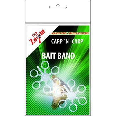 Bait Band Silicon Carp Zoom, 18buc/plic Medium