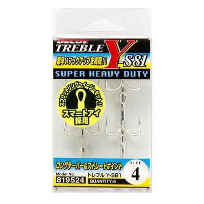 Ancora Decoy Super Heavy Duty Y-S81 Nr.1/0