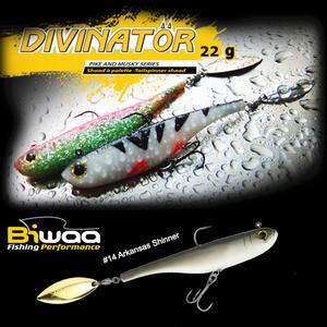 Shad Biwaa Divinator Junior 14cm/22g, culoare Arkansas Shiner