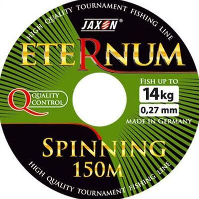 Fir monofilament Jaxon Eternum Spinning 0,25mm/11kg/150m