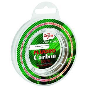 Fir fluorocarbon Carp Zoom Fluorocarbon Leader 0.60mm/19.69kg/25m
