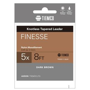 Fir monofilament Tiemco Finesse Leader 5X 9ft