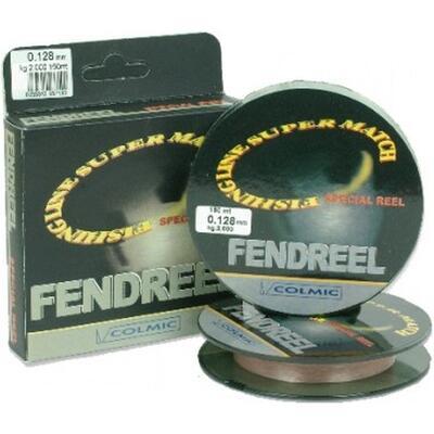 Fir Monofilament Colmic Fendreel, 150m 0.22mm 6.95kg