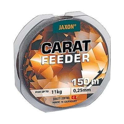 Fir Monofilament Jaxon Carat Feeder, 150m 0.30mm/16kg