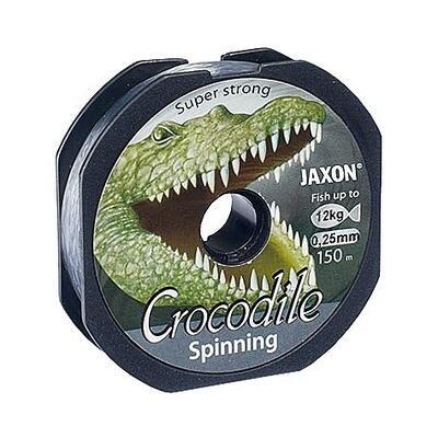 Fir Monofilament Jaxon Crocodile Spinning, 150m 0.30mm/16kg