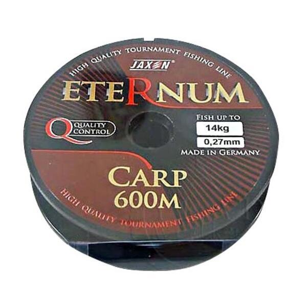 Fir Monofilament Jaxon Eternum Carp, 600m 0.27mm 14.00kg