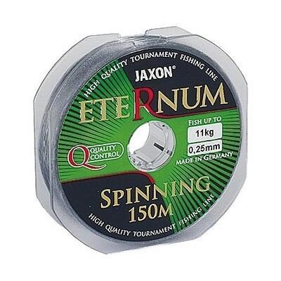 Fir Monofilament Jaxon Eternum Spinning, 150m 0.27mm/14kg