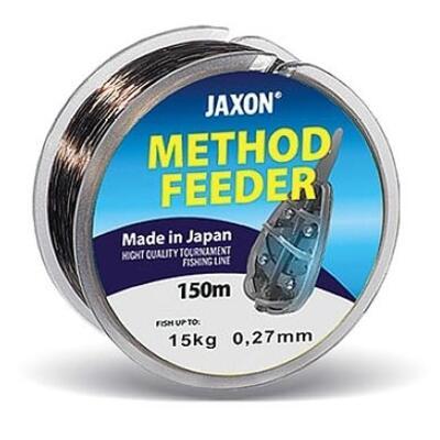Fir Monofilament Jaxon Method Feeder, 150m 0.35mm/22kg