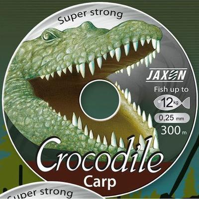 Fir monofilament Jaxon Crocodile Carp 0,27mm/14kg/600m