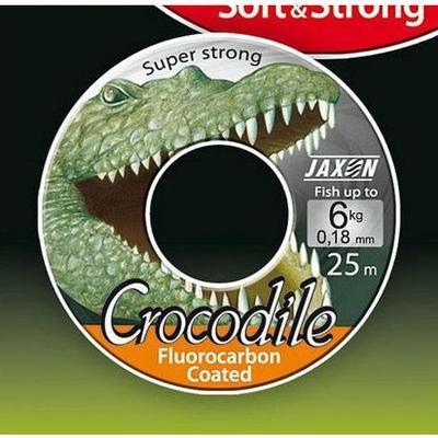 Fir Fluorocarbon Coated Jaxon Crocodile 0,18mm/6kg/150m