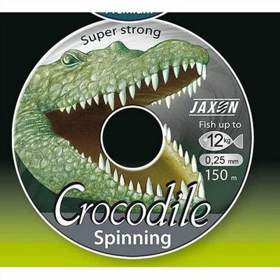 Fir monofilament Jaxon Crocodile Spinning 0,25mm/11kg/150m
