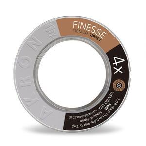 Fir monofilament Tiemco Finesse Tippet 6X 0.13mm/1.6kg/50m