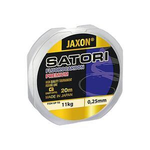 Fir fluorocarbon Jaxon Satori Premium 0.22mm/20m