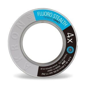 Fir fluorocarbon Tiemco Fluoro-Stealth Tippet 4X 0.16mm/2.6kg/20m