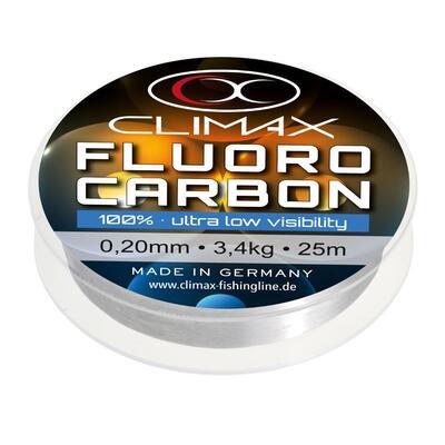 Fir fluorocarbon Climax Fluo 0.10mm/0.8kg/50m