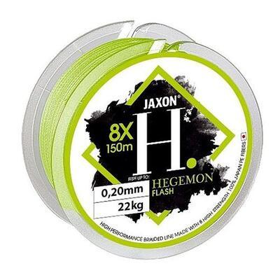 Fir textil Jaxon Hegemon 8X Flash 0.18mm/19kg/150m