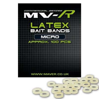 Maver MV-R Latex Bait Bands Mini
