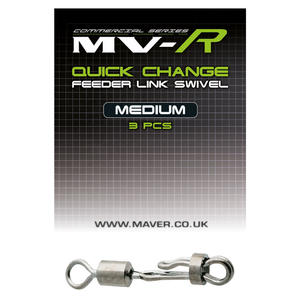 Agrafe + varteje Maver MV-R Quick Change Feeder Link - M
