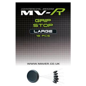 Opritoare Silicon Maver MV-R Grip Stop, 18buc/plic Large