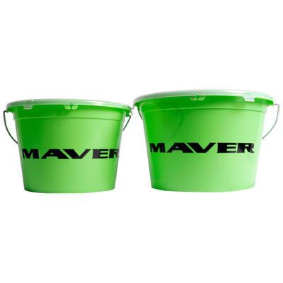 Galeata cu Maner si Capac Maver 18lt