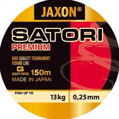 Fir monofilament Jaxon Satori Premium 0,16mm/6kg/25m