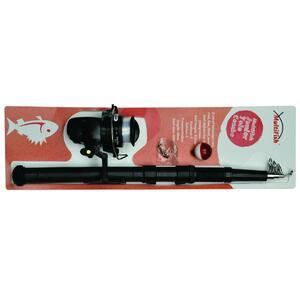 Combo Carp Zoom Multifish Junior Tele 1.60m/10-25g