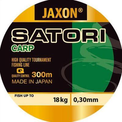 Fir monofilament Jaxon Satori Carp 0,32mm/20kg/600m