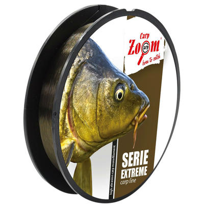 Fir monofilament Carp Zoom Extreme Carp Brown 0.40mm/18.9kg/250m