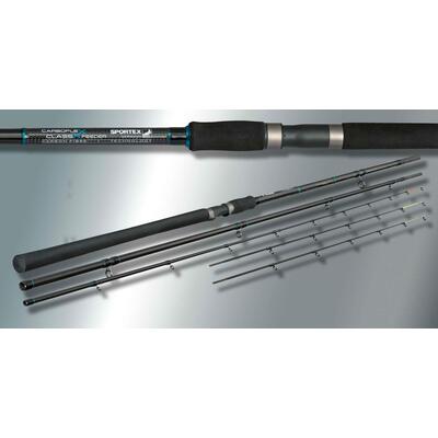 Lanseta feeder Sportex Carboflex ClassX Feeder 3.90m/40-120g