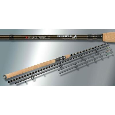 Lanseta feeder Sportex Exclusive NT Medium 4.20m/90-160g